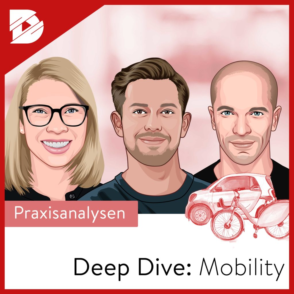 Miles Mobility: Kann Carsharing den Autoverkehr reduzieren? | Deep Dive Mobility #20