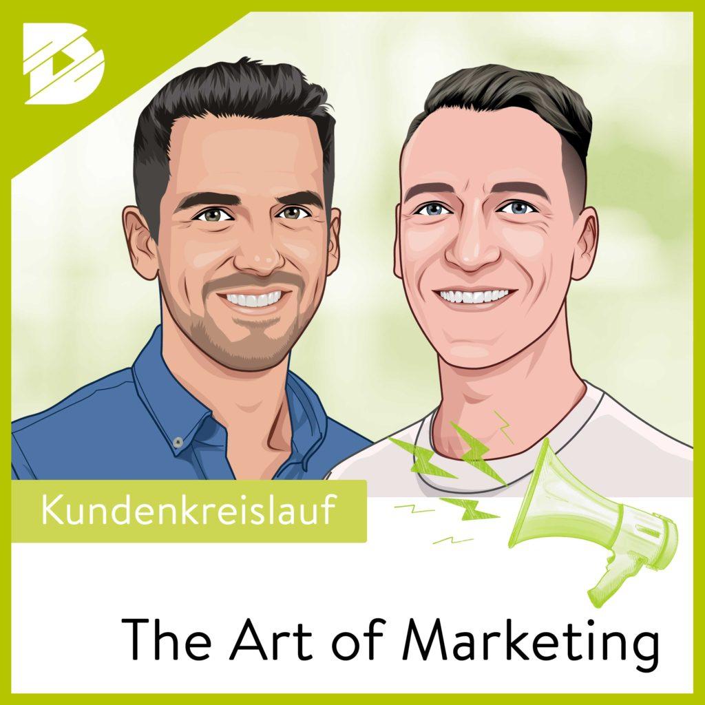 Wie wachse ich international durch Online Marketing? | The Art of Marketing #26