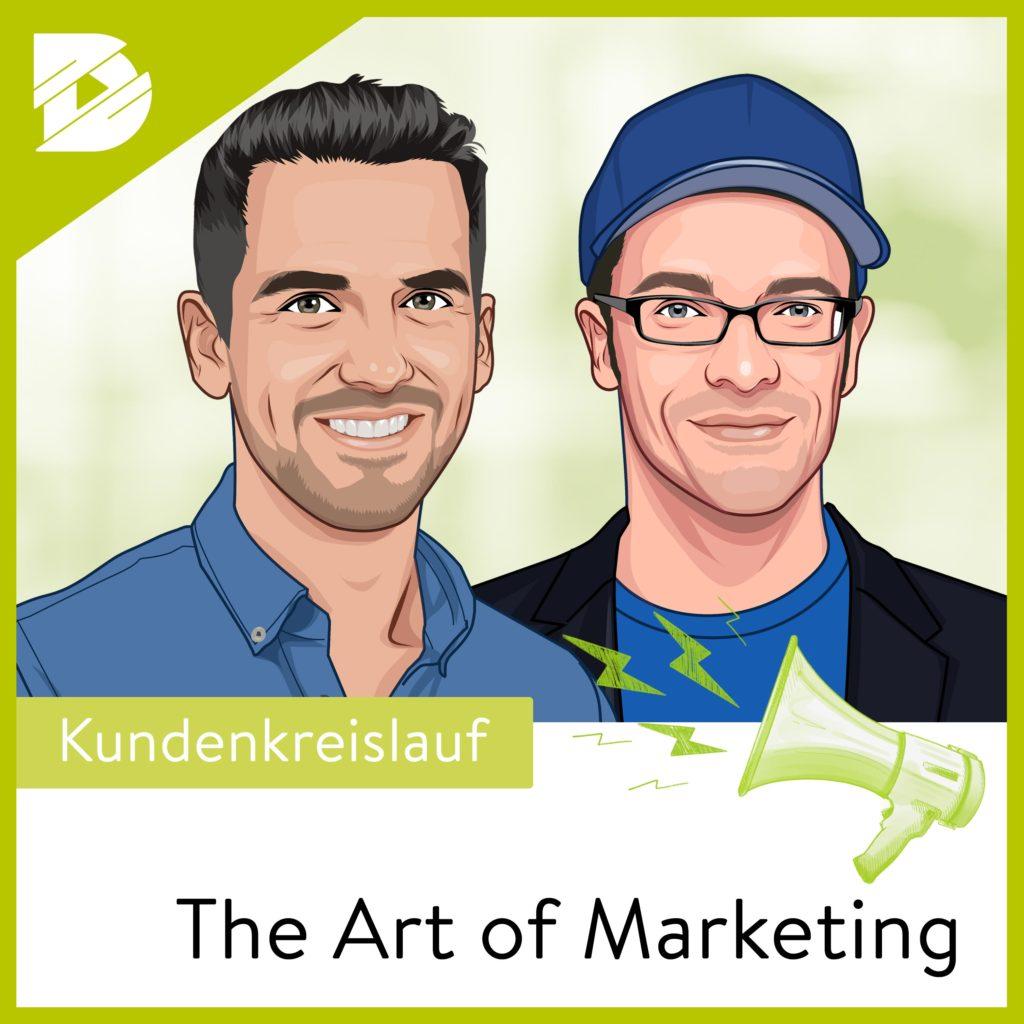 Content Marketing Teil 1: Content-Strategien entlang der Customer Journey | The Art of Marketing #28