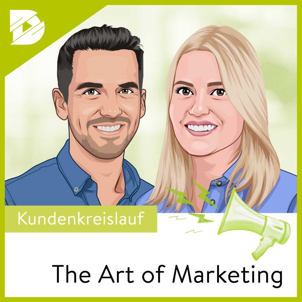 Content Marketing Teil 5:  Mit Content zu Kunden – So steigerst Du Leads und Verkäufe | The Art of Marketing #32
