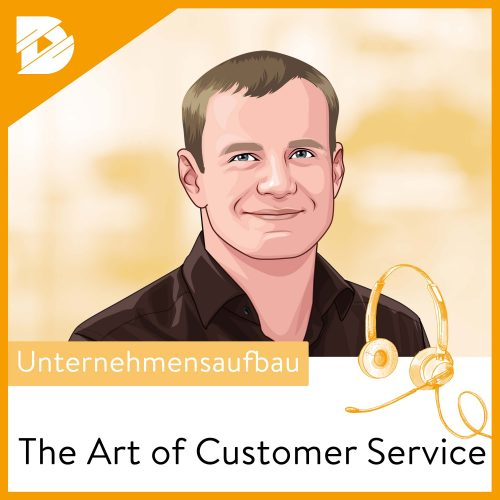 Customer Service Podcast Kundendienst Erik Pfannmoeller