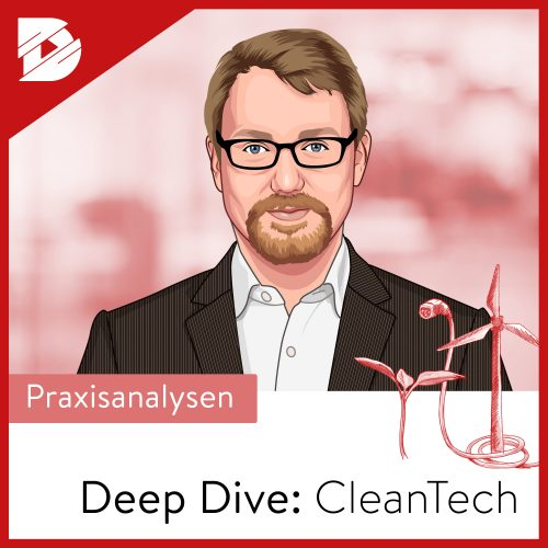 CleanTech, Podcast, David Wortmann