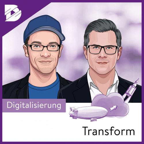 digital kompakt, Podcast, Joel Kaczmarek, Transformation, Viessmann, Florian Resatsch,