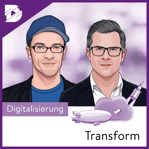 Digitale Transformation, Viessmann, Podcast, Florian Resatsch