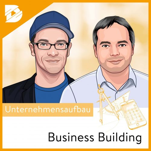 Florian Heinemann, Podcast, Business Building