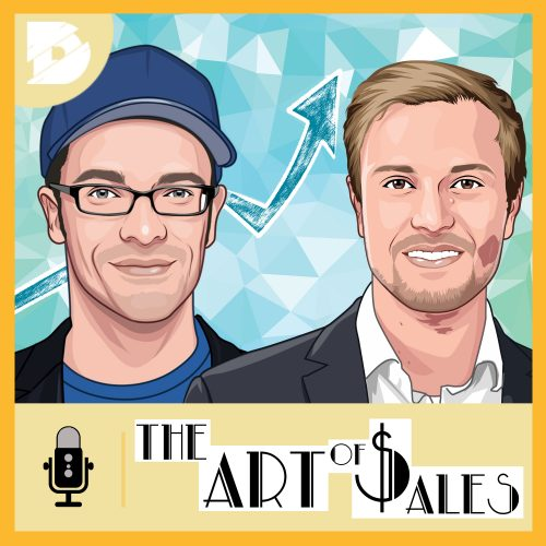 Sales, Podcast, Gero Decker
