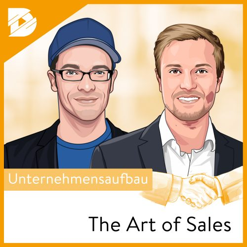 Sales Podcast Vertrieb Verkaufen Customer Success Management Gero Decker